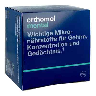 Orthomol Mental Granulat  bei juvalis.de bestellen