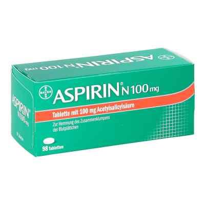Aspirin N 100mg  bei juvalis.de bestellen