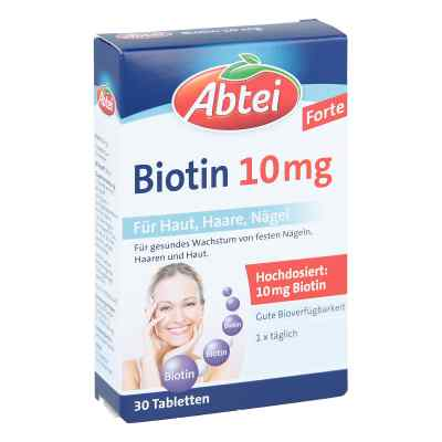 Abtei Biotin 10 mg Tabletten  bei juvalis.de bestellen