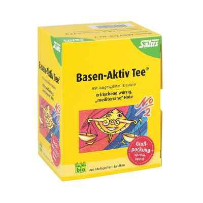 Basen Aktiv Tee Nummer 2 Kräutertee mediterran Salus  bei juvalis.de bestellen