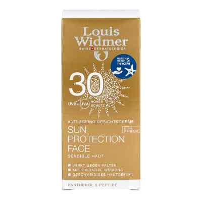 Widmer Sun Protection Face Creme 30 unparfümiert  bei juvalis.de bestellen