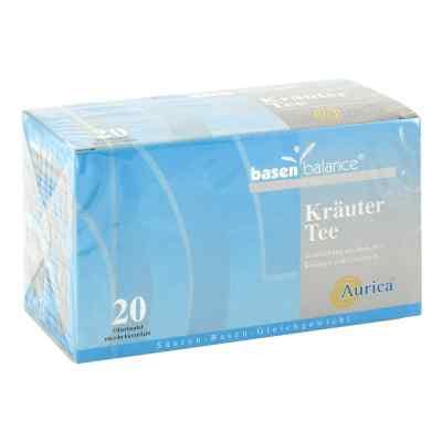 Basenbalance Kräutertee Filterbeutel  bei juvalis.de bestellen