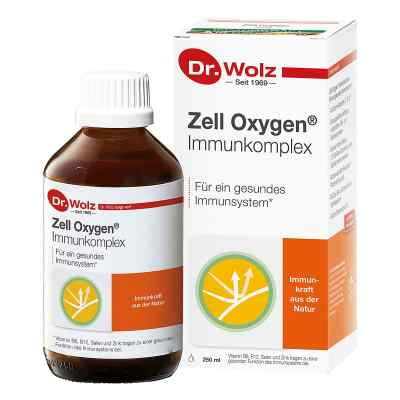Zell Oxygen Immunkomplex flüssig  bei juvalis.de bestellen