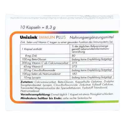 Unizink Immun Plus Kapseln  bei juvalis.de bestellen