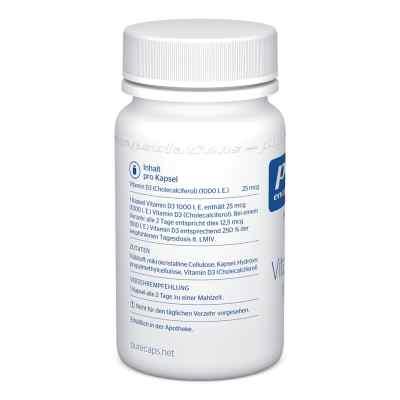 Pure Encapsulations Vitamin D3 1000 I.e. Kapseln  bei juvalis.de bestellen