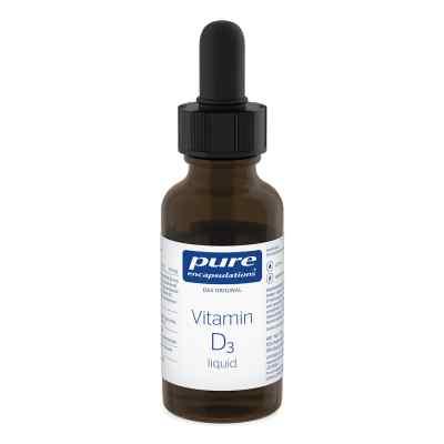 Pure Encapsulations Vitamin D3 Liquid  bei juvalis.de bestellen
