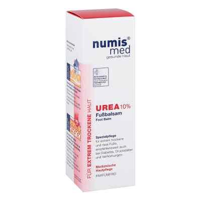 Numis med Fussbalsam Urea 10%  bei juvalis.de bestellen