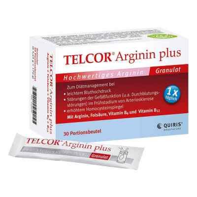 Telcor Arginin plus Beutel Granulat  bei juvalis.de bestellen