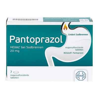 Pantoprazol HEXAL bei Sodbrennen 20mg  bei juvalis.de bestellen