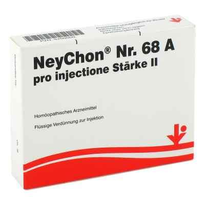 Neychon Nummer 6 8 A pro inject. Stärke Ii Ampullen  bei juvalis.de bestellen
