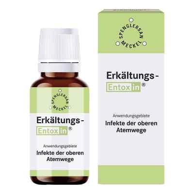 Erkältungs Entoxin Tropfen  bei juvalis.de bestellen