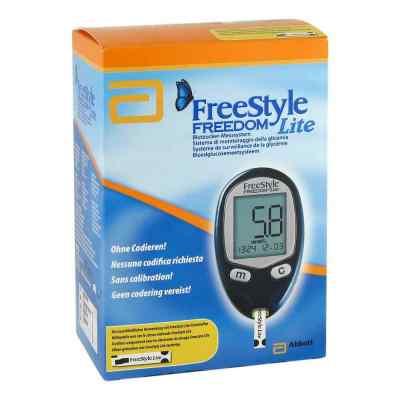 Freestyle Freedom Lite Set mmol/l ohne Codieren  bei juvalis.de bestellen