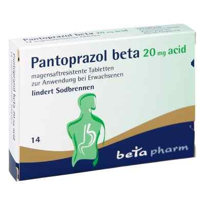 Pantoprazol beta 20mg acid  bei juvalis.de bestellen