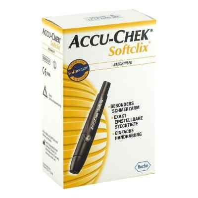 Accu Chek Softclix schwarz  bei juvalis.de bestellen