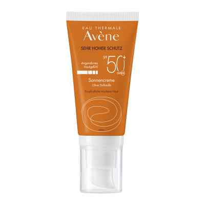 Avene Sunsitive Sonnencreme Spf 50+ ohne Duftst.  bei juvalis.de bestellen