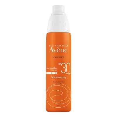 Avene Sunsitive Sonnenspray Spf 30  bei juvalis.de bestellen
