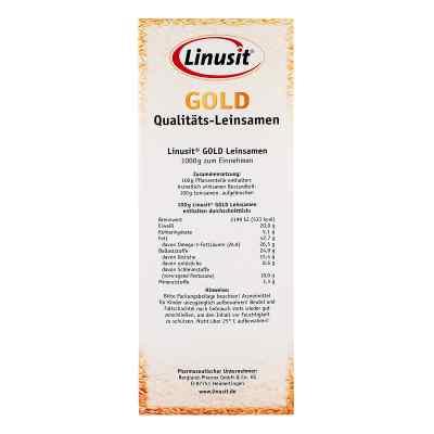 Linusit Gold Leinsamen  bei juvalis.de bestellen