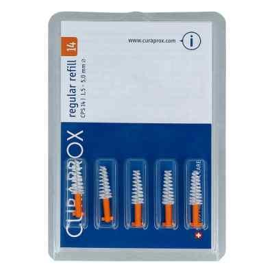Curaprox Cps 14 Interdental 1,5-5mm Durchmesser  bei juvalis.de bestellen