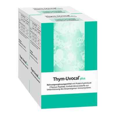 Thym Uvocal plus Hartkapseln  bei juvalis.de bestellen