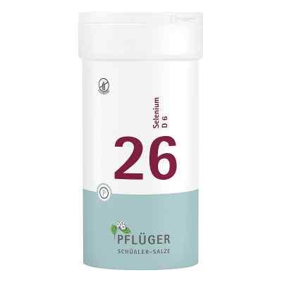 Biochemie Pflüger 26 Selenium D 6 Tabletten  bei juvalis.de bestellen