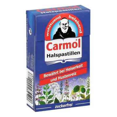 Carmol Halspastillen  bei juvalis.de bestellen