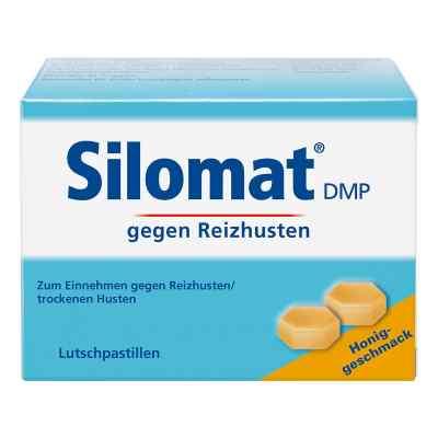 Silomat DMP Lutschpastillen Honig bei trockenem Reizhusten  bei juvalis.de bestellen