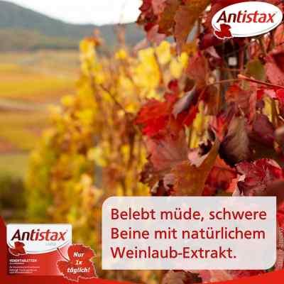 Antistax extra Venentabletten bei Venenschwäche  bei juvalis.de bestellen