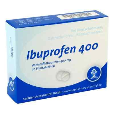 Ibuprofen 400 Sophien  bei juvalis.de bestellen