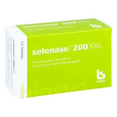 Selenase 200 Xxl Tabletten  bei juvalis.de bestellen