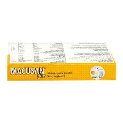 Macusan plus Tabletten  bei juvalis.de bestellen