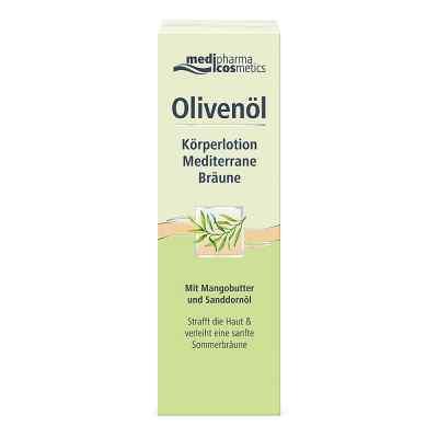 Olivenöl Körperlotion Mediterrane Bräune  bei juvalis.de bestellen