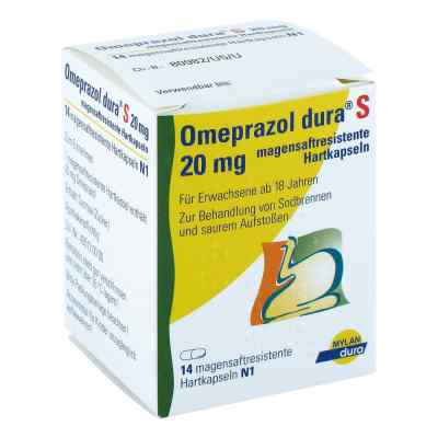 Omeprazol dura S 20mg  bei juvalis.de bestellen