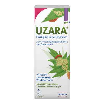 UZARA 40mg/ml  bei juvalis.de bestellen