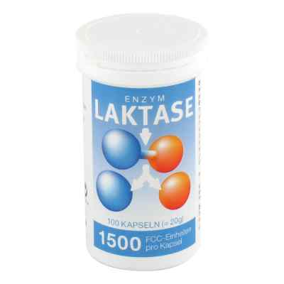 Laktase 1500 Fcc Enzym Kapseln  bei juvalis.de bestellen