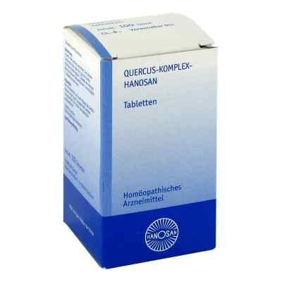 Quercus Komplex Hanosan Tabletten  bei juvalis.de bestellen