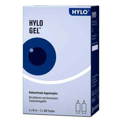 Hylo-gel Augentropfen  bei juvalis.de bestellen