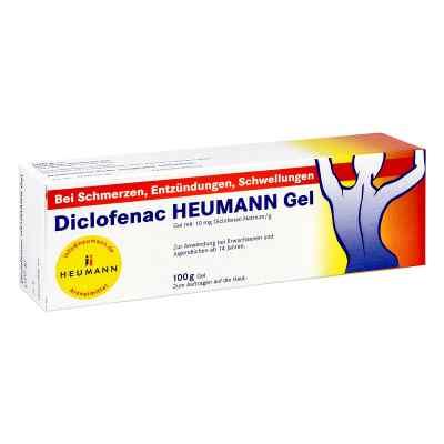 Diclofenac Heumann  bei juvalis.de bestellen