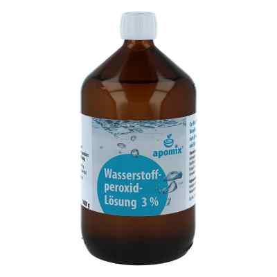 Wasserstoffperoxid 3% Dab 10 Lösung  bei juvalis.de bestellen