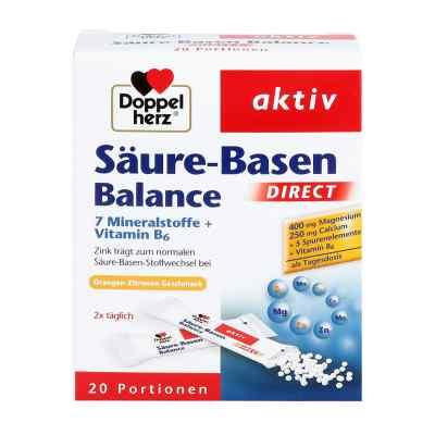 Doppelherz Säure-basen Balance Direct Pellets  bei juvalis.de bestellen