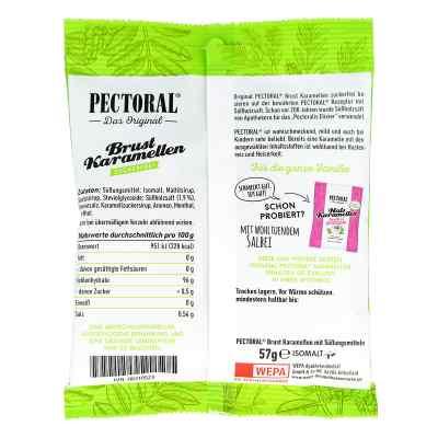 Pectoral Brustkaramellen zuckerfrei Beutel  bei juvalis.de bestellen