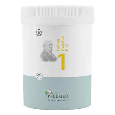 Biochemie Pflüger 1 Calcium fluor.D 12 Tabletten  bei juvalis.de bestellen
