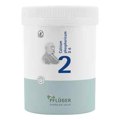 Biochemie Pflüger 2 Calcium phosphoricum D6 Tabletten  bei juvalis.de bestellen