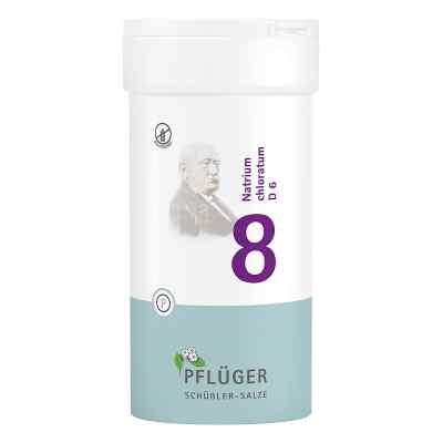 Biochemie Pflüger 8 Natrium chloratum D6 Tabletten  bei juvalis.de bestellen