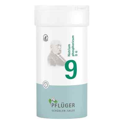 Biochemie Pflüger 9 Natrium phosphoricum D6 Tabletten  bei juvalis.de bestellen