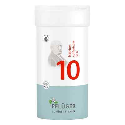 Biochemie Pflüger 10 Natrium Sulfur D6 Tabletten  bei juvalis.de bestellen