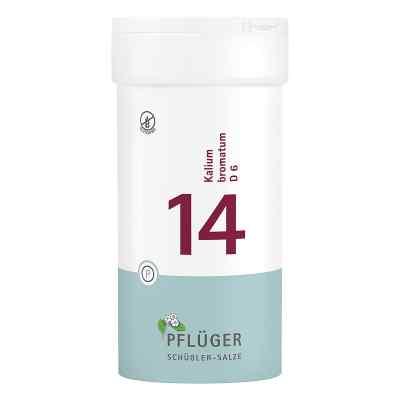 Biochemie Pflüger 14 Kalium bromat.D 6 Tabletten  bei juvalis.de bestellen