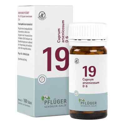 Biochemie Pflüger 19 Cuprum arsenic.D 6 Tabletten  bei juvalis.de bestellen