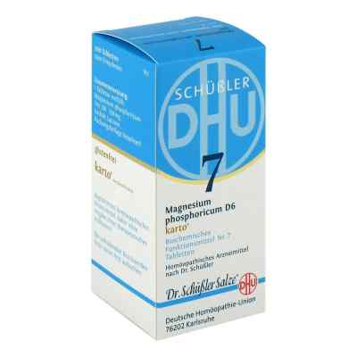 Biochemie Dhu 7 Magnesium phosphoricum D6 Karto Tabletten  bei juvalis.de bestellen