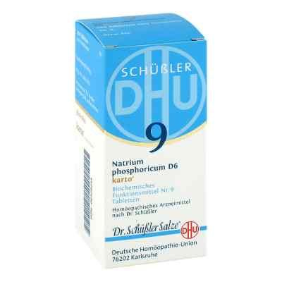 Biochemie Dhu 9 Natrium phosph. D6 Karto Tabletten  bei juvalis.de bestellen