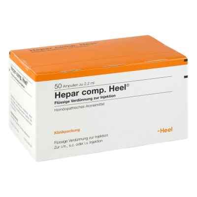 Hepar Comp.heel Ampullen  bei juvalis.de bestellen